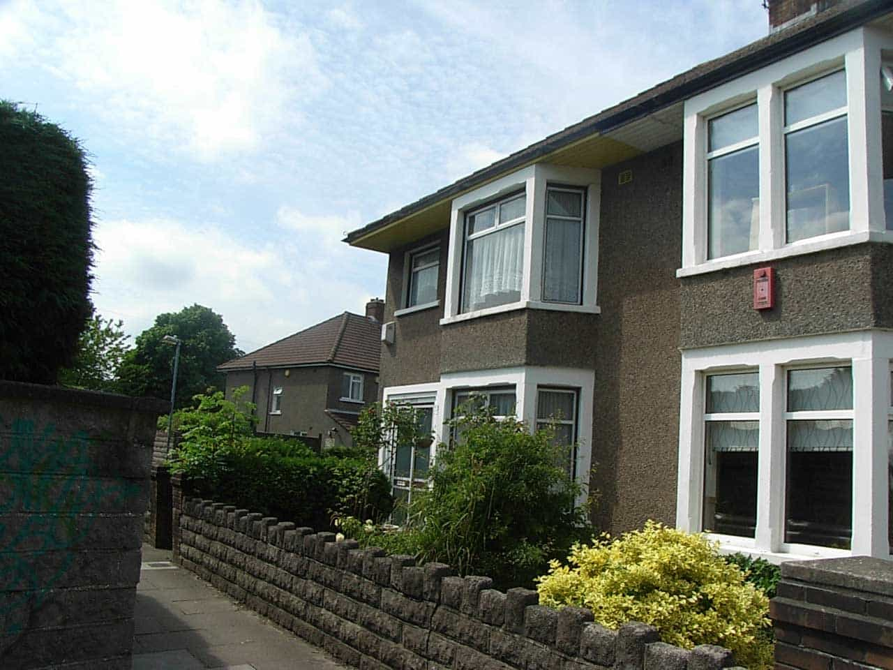 A Semi Detached House In South Wales