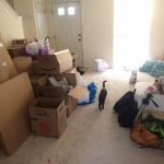 Packing up a house - moving house - downsize your home