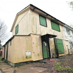 A derelict house in south wales purchased for cash byu Mark King Properties