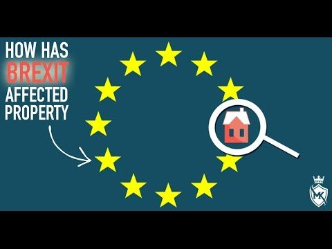 Brexit effect on the UK Property Market