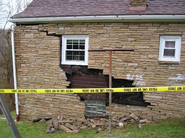 Sell a house with subsidence - Mark King Properties