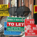 For sale signs on houses - Mark King Properties UK