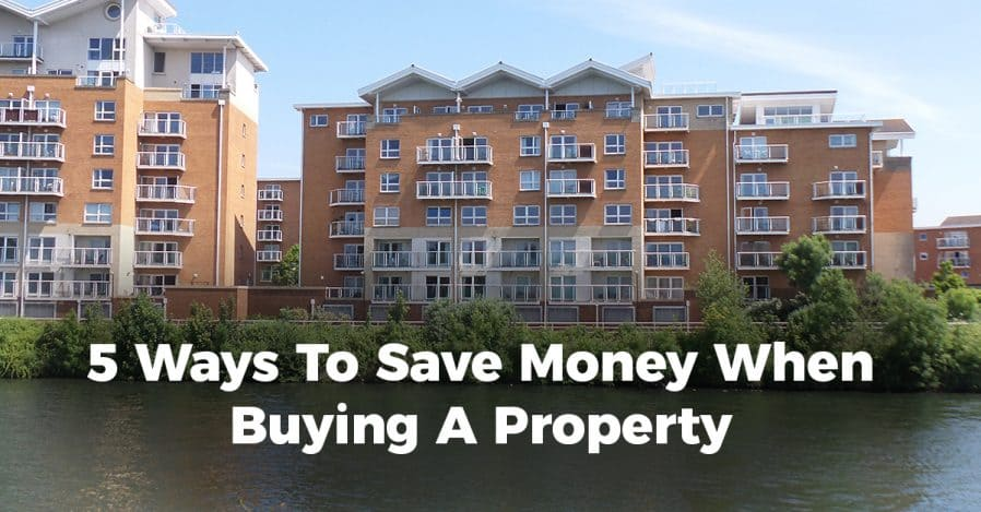 5 ways to save money when buying a property for How to get money to buy land