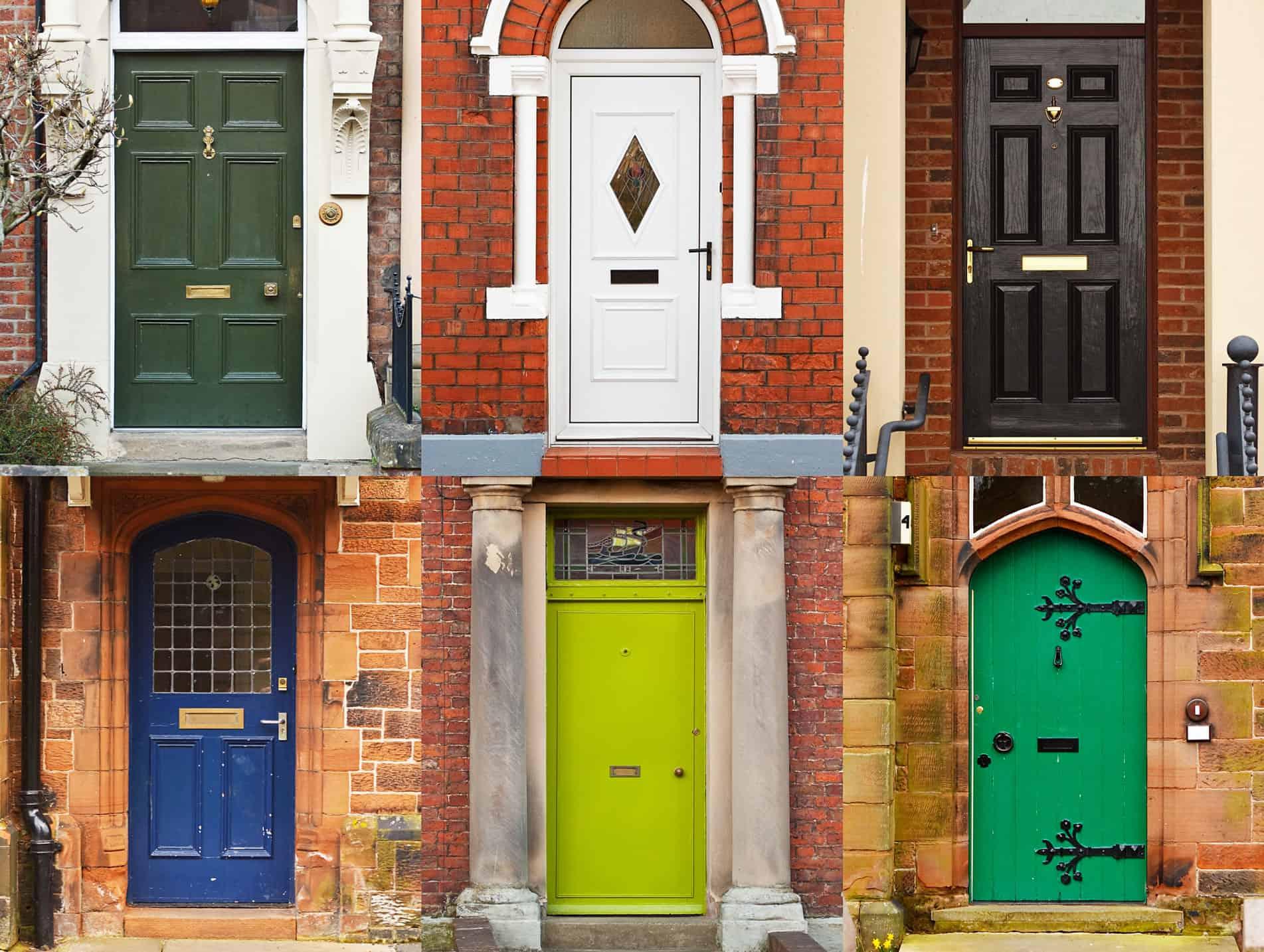 Multiple Front Doors