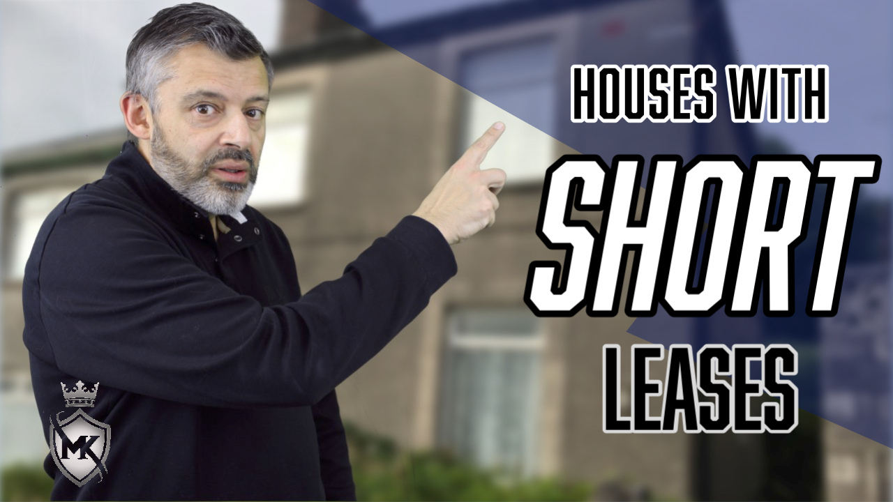 HOUSES WITH SHORT LEASES